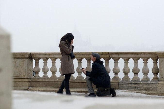 Budapest Engagement