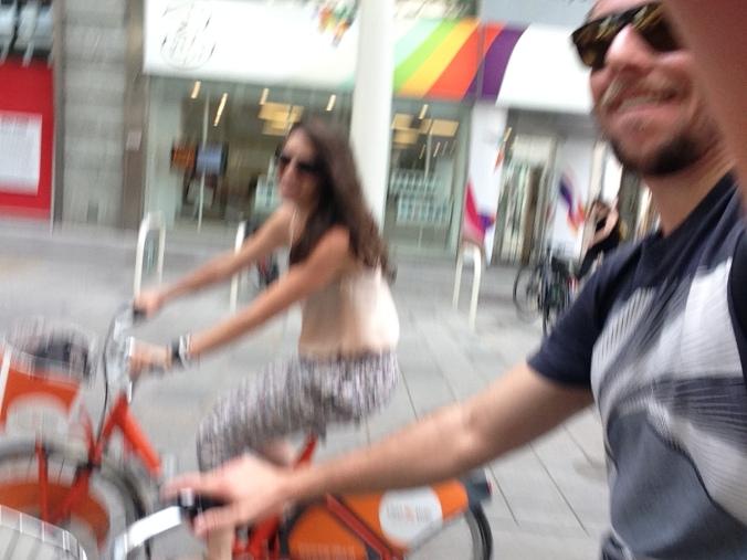 Free Vienna Bike Rental