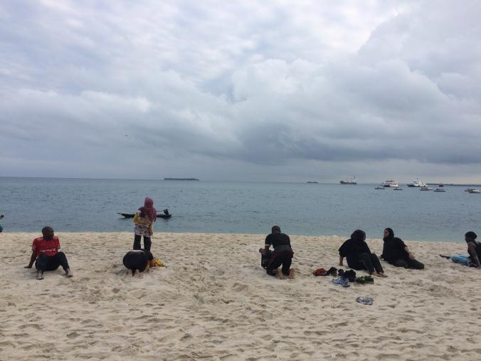 Zanzibar Sunrise Yoga