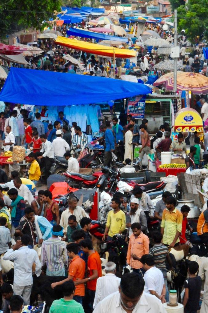 New Delhi Streets