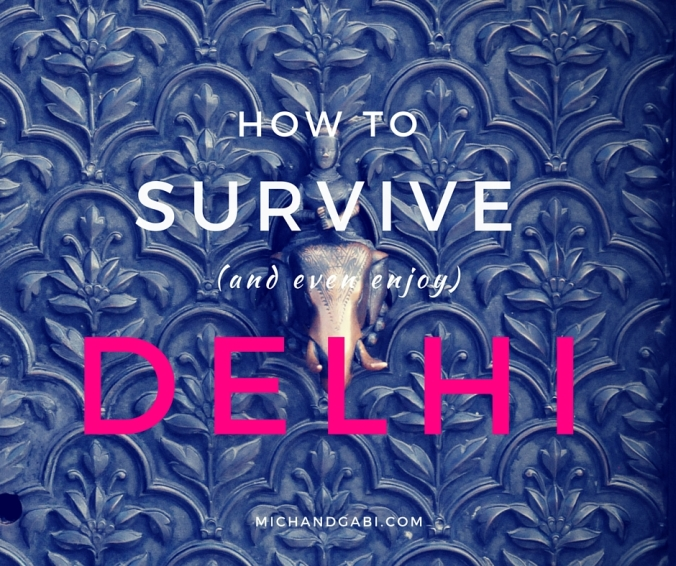 How to Survive Delhi